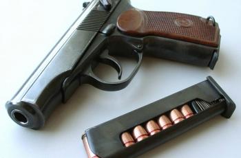 Пистолет ПМ патрон калибр 9 мм. Скорострельность. Размеры. Скорость пули. Прицельная дальность