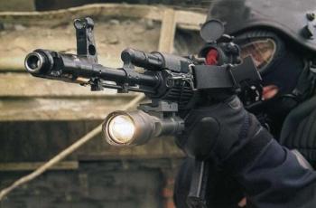 Автомат АК-74 патрон калибр 5,45-мм. Устройство. Скорострельность