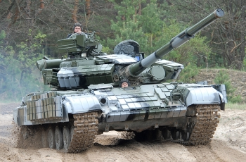 Танк Т-64 Двигатель. Вес. Размеры. Вооружение