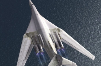 Ту-160 Белый лебедь Размеры. Двигатель. Вес. История. Дальность полета. Практический потолок