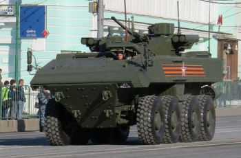 БМП К-17 Бумеранг ТТХ. Видео. Фото. Скорость. Броня