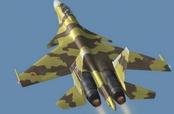 """Су-37 """"Терминатор"""" - многоцелевой истребитель"""