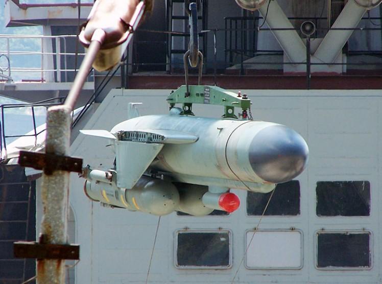 крылатые ракеты калибр на подводной лодке