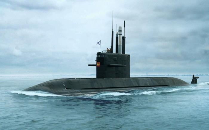 подводные лодки лада калина