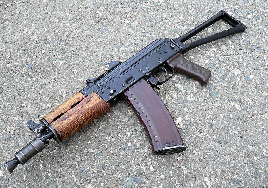 Охотничье оружие / Сибирский охотник   630x900
