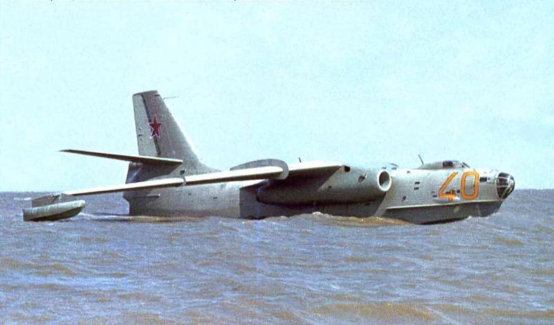 Бе-10 - советский гидросамолёт