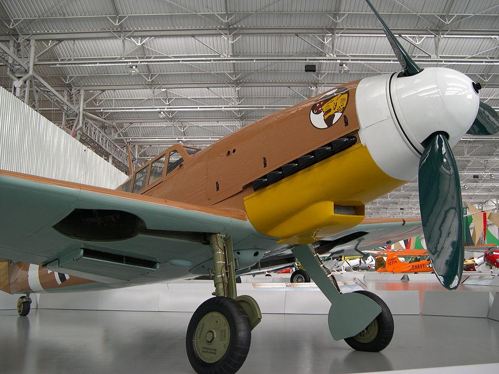 Обои Подвесной топливный бак, gustav, bf-109, мesserschmitt, б-17, Bf.109G-10, бомбардировщик. Авиация foto 12
