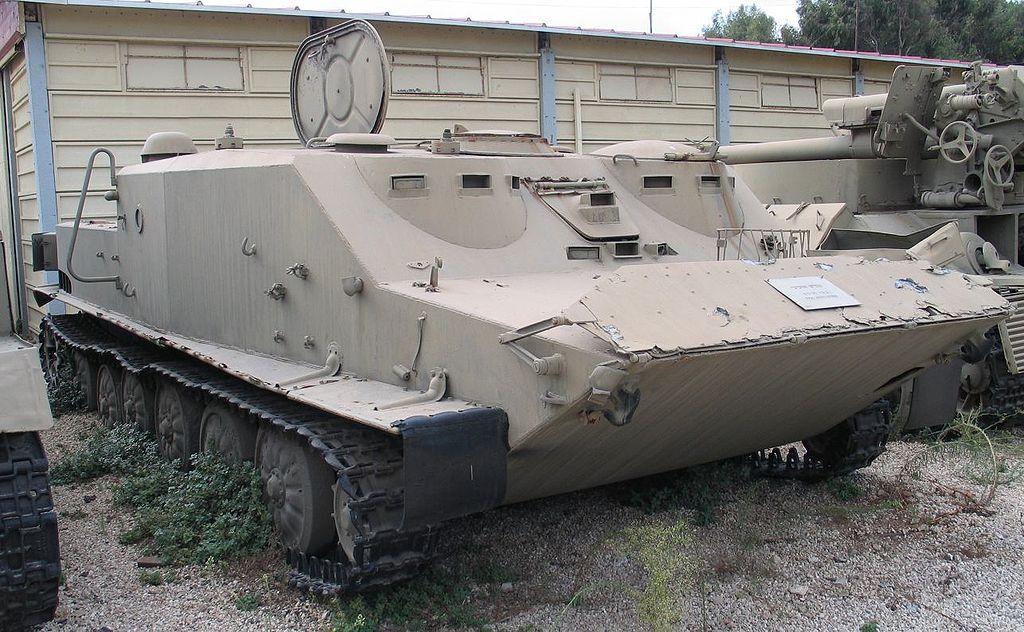 БТР-50ПУМ