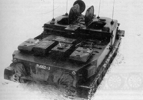 БТР-50ПУ