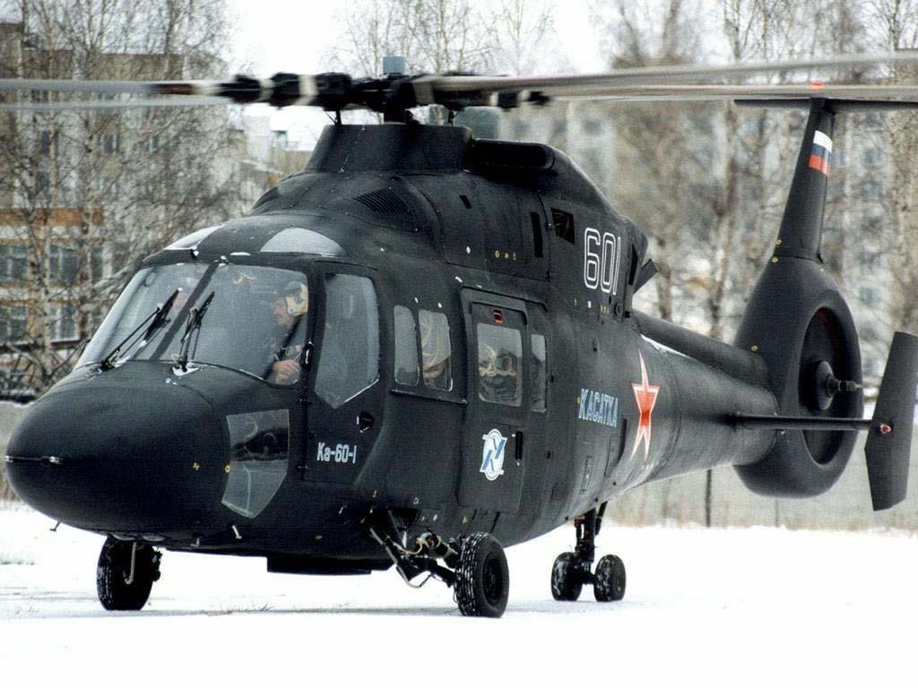 Обои Ка 60, военно-транспортный. Авиация foto 11