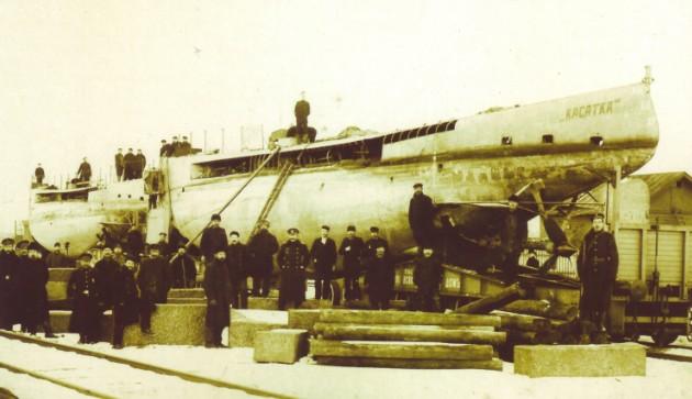 подводная лодка фельдмаршал граф шереметев