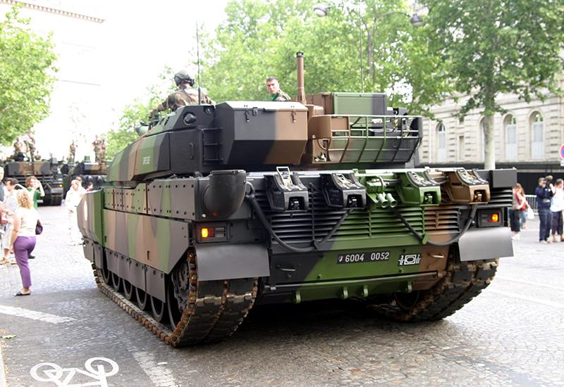 0ef244de452d Tank Leclerc Video. Photo. Speed. Armament. Armor. Engine