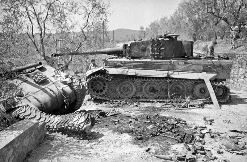 жилье танк тигр в америке огромное спасибо