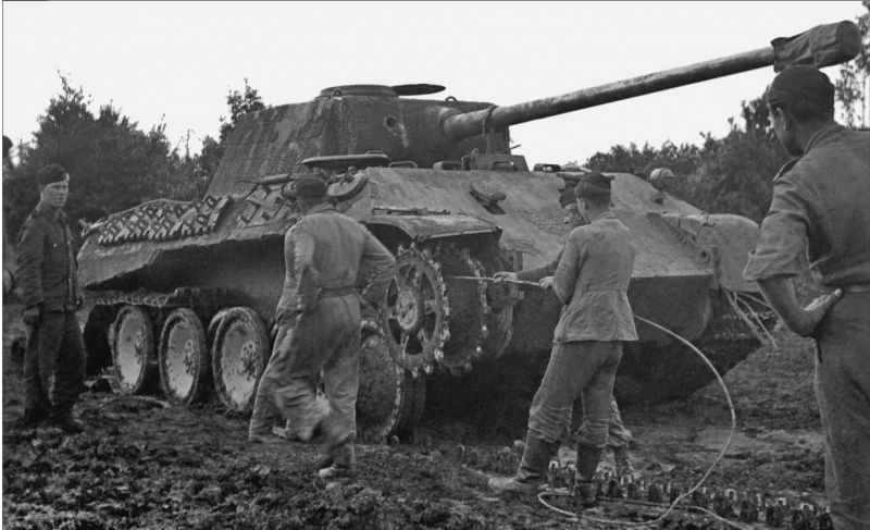 Tank Panther V Ausf. D.