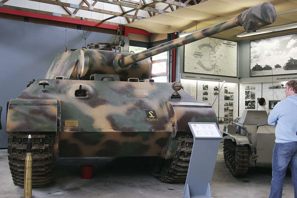 Tank Panther V Ausf. A