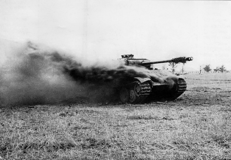 Tank Panther V Ausf. G