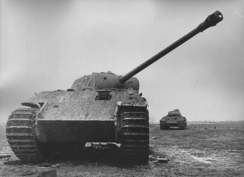 Tank Panther V Ausf.A