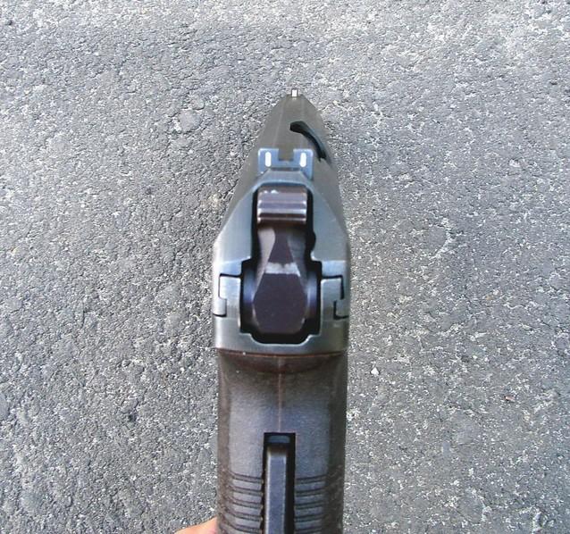 СР1М - самозарядный пистолет калибр 9-мм