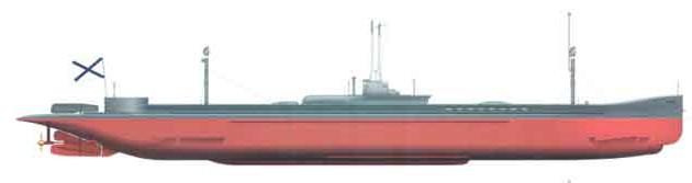 альтернативная история подводная лодка касатка