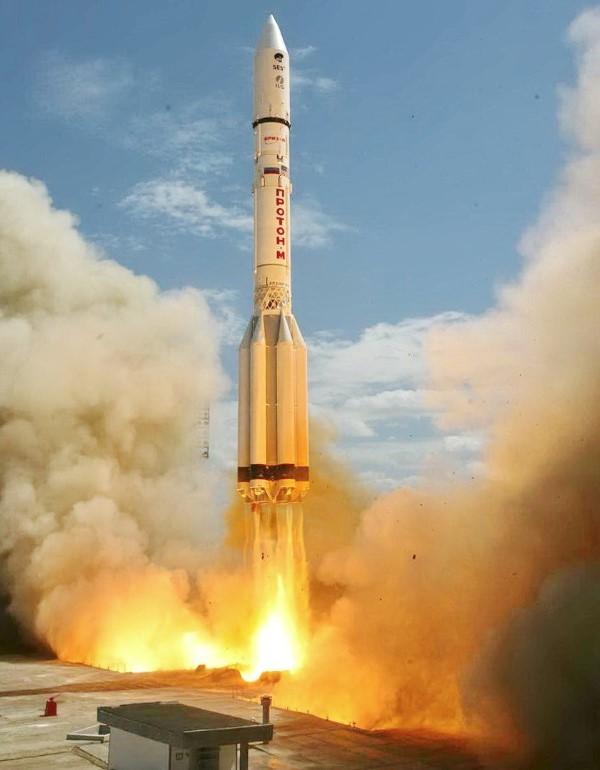 протон фото ракета