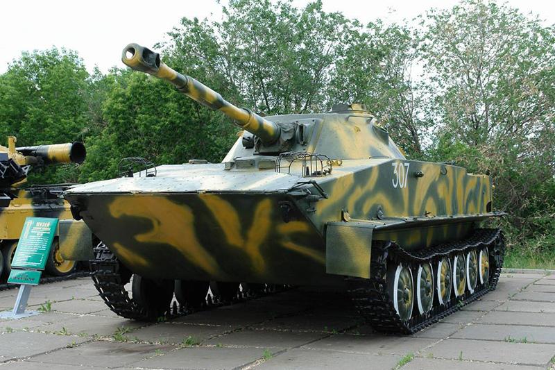 Картинки по запросу ПТ-76