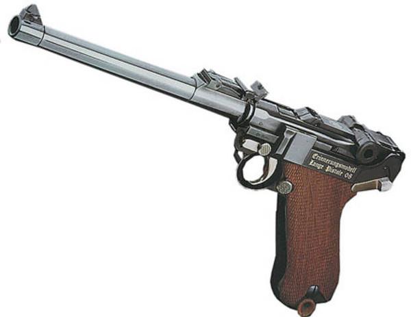 """9-мм пистолет """"Парабеллум"""" P.08 Lange"""