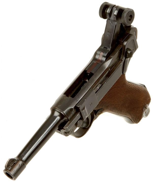 Пистолет Люгера Р.08 Парабеллум