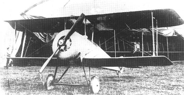 С-20 - истребитель Сикорского