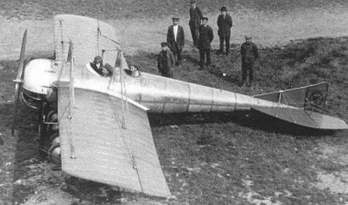 С-9 «Круглый» - опытный самолет Сикорского