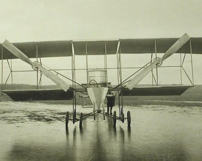 «Касяненко-3» - опытный самолет