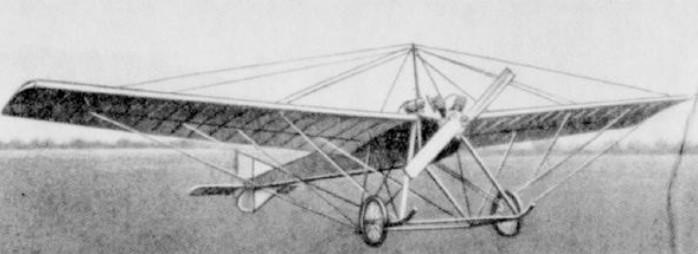 «Касяненко-4» - опытный самолет