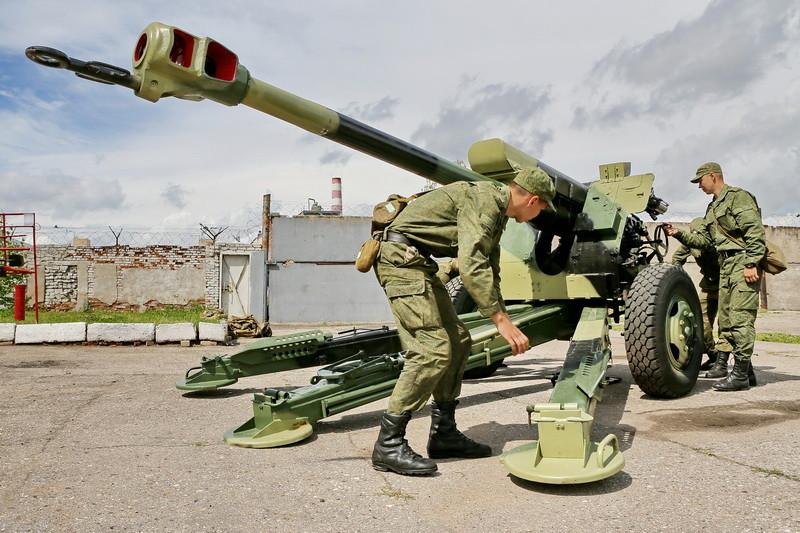 Гаубица Д-30 122-мм Фото. Фидео. Устройство. Скорострельность Миномет Тюльпан Ттх