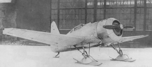 И-14 (АНТ-31) - первый серийный истребитель Сухого
