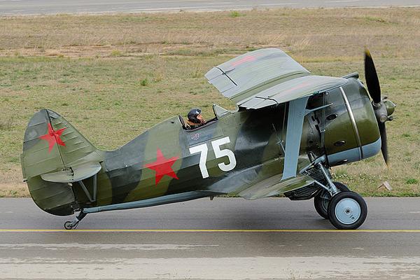 И-153 «Чайка» - истребитель 30-х, 40-х годов