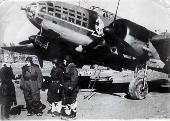 Ил-4 (ДБ-3Ф) - дальний бомбардировщик Второй мировой войны