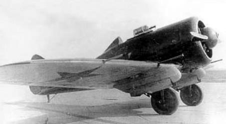 ИП-1 (ДГ-52) - пушечный истребитель