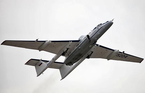 """М-55 """"Геофизика"""" - советский высотный самолет-разведчик"""