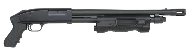 Помповое ружье Mossberg 500 Tactical Light Forend