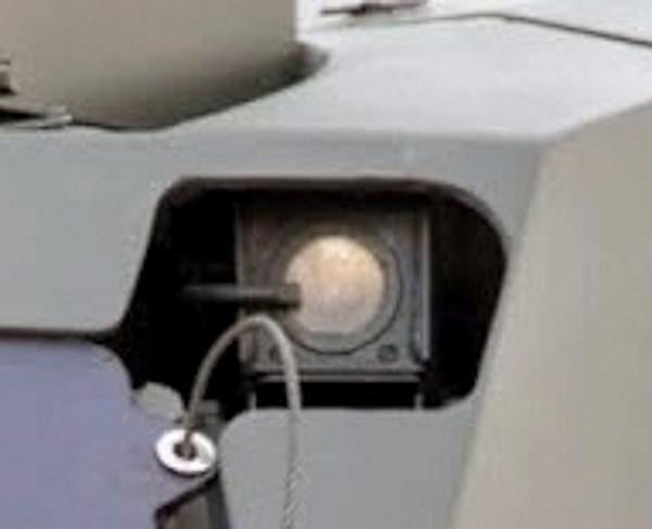Инфракрасная обзорная камера Т-14 с объективом из кристаллического германия