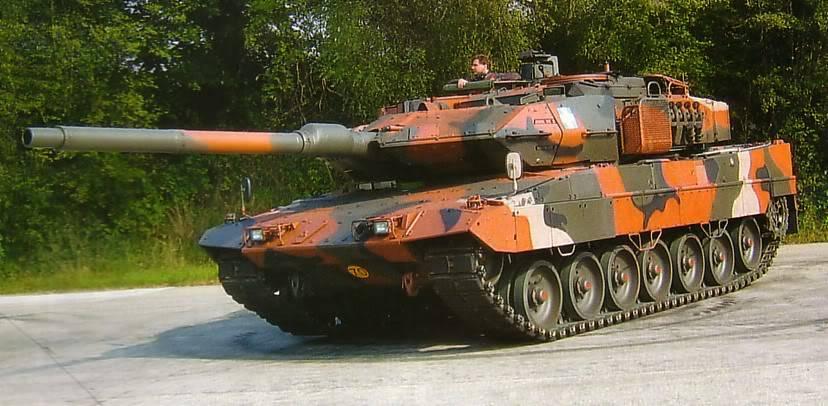 Tank Leopard 2 Video  Photo  Speed  Armament  Armor  Engine