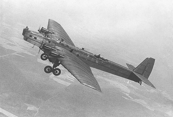 Резултат с изображение за Ант-6 (ТБ-3).