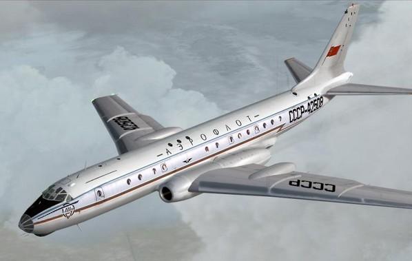 фото самолет ту 104