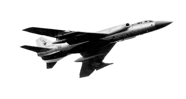 Ту-128 - дальний истребитель-перехватчик