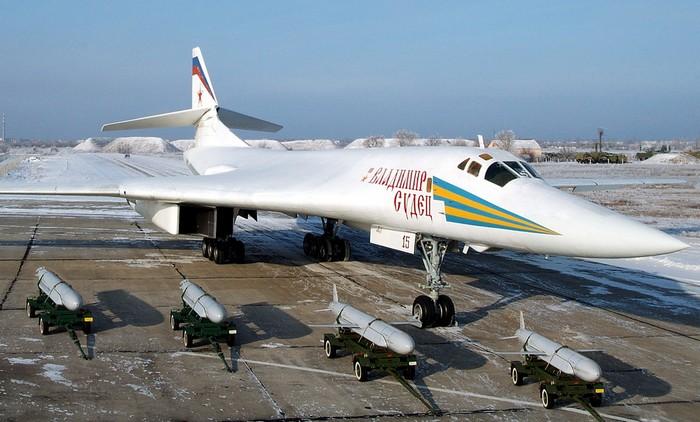Вооружение Ту-160