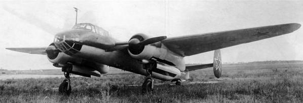 УТБ-2 - учебно-тренировочный бомбардировщик