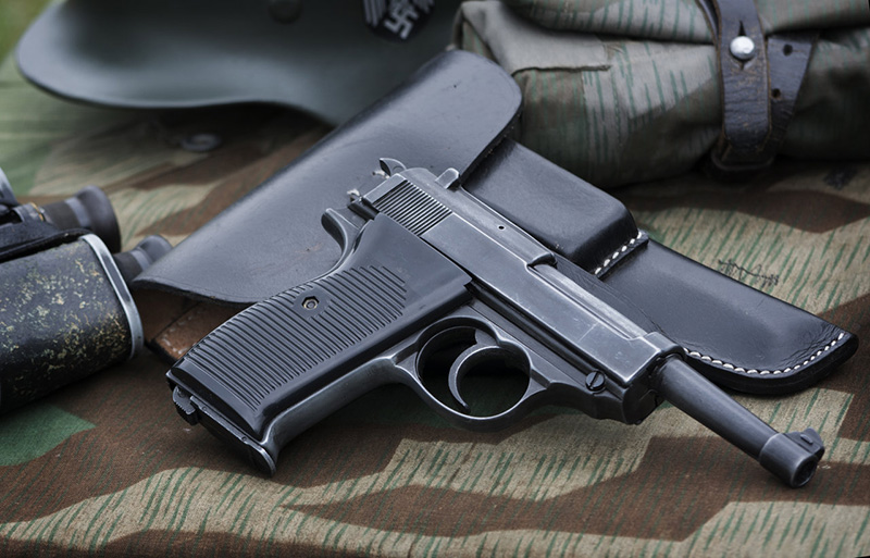 walther p38 by