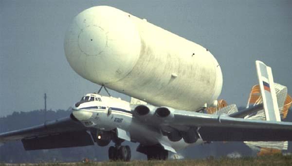 """ВМ-Т """"Атлант"""" (3М-Т) - тяжёлый транспортный самолёт"""