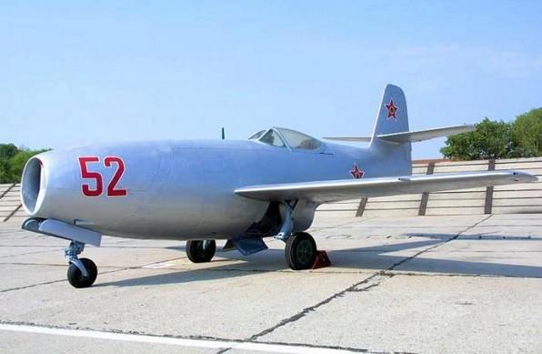 Истребитель Як-23