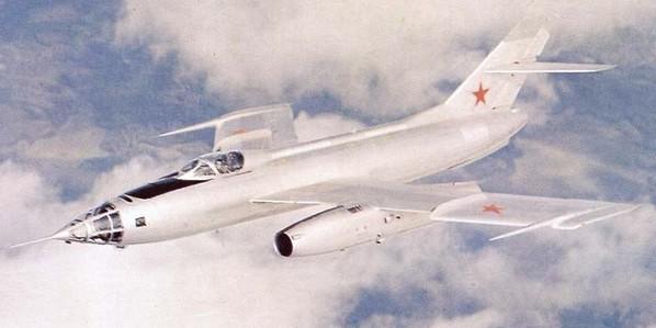 Як-27 - истребитель-перехватчик