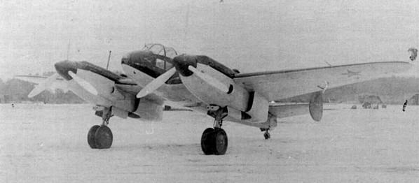 ББ-22 (Як-4) - ближний бомбардировщик